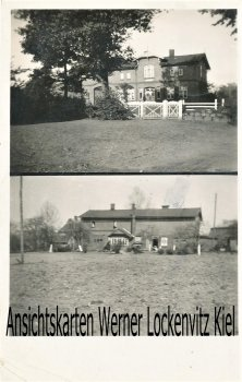 Ansichtskarte Nortorf Gebäude