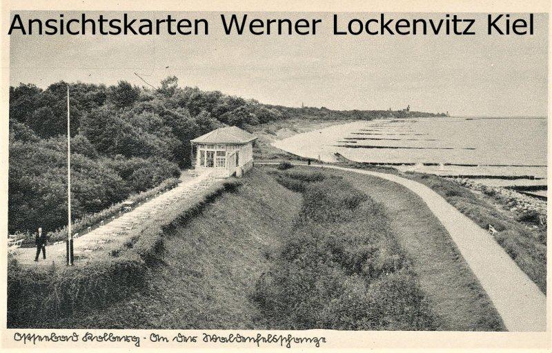Ansichtskarte Polen Kolberg Kolobrzeg an der Waldenfelsschanze
