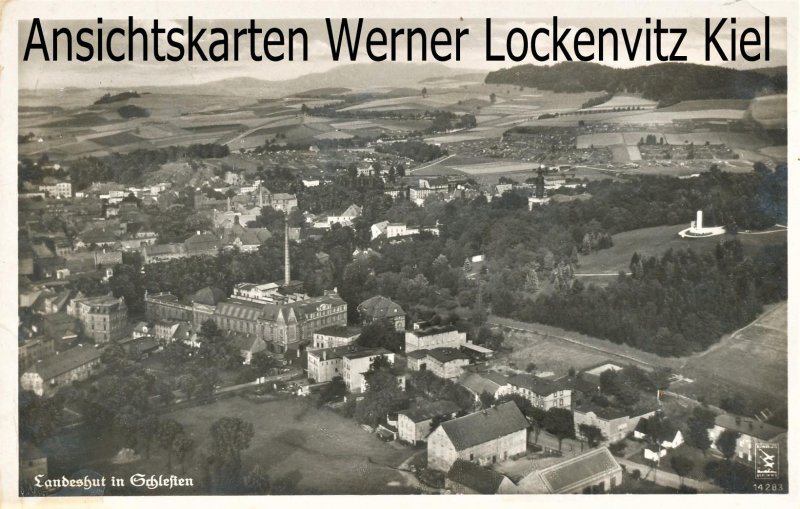 Kopie von  Kopie von  Kopie von  Kopie von  Kopie von  Postcard Poland Silesia Nieder-Schreiberhau Szklarska Poręba Dolna Riesengebirge