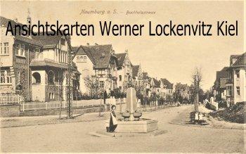 Ansichtskarte Naumburg an der Saale Buchholzstraße