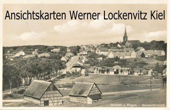 Kopie von  Kopie von  Bergen Island of Ruegen Karl-Marx-Platz