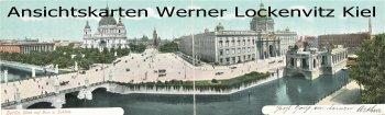 Ansichtskarte Berlin Blick auf Dom und Schloß Klappkarte