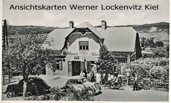 Ansichtskarte Österreich Wildon Cafe und Gastwirtschaft Klein-Semmering Bes. Rudolf Spiel Steiermark