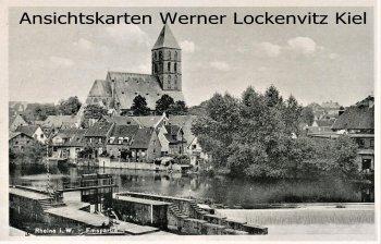 Ansichtskarte Rheine Emspartie